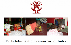 Early Intervention Resources for India logo