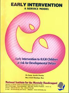 Early Intervention service manual cover