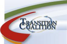 Logo for Transition Coalition